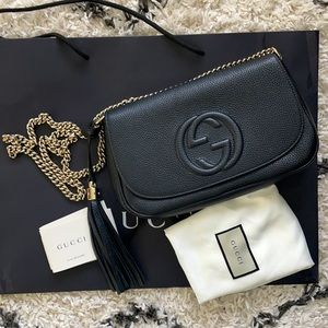 Gucci soho chain disco bag